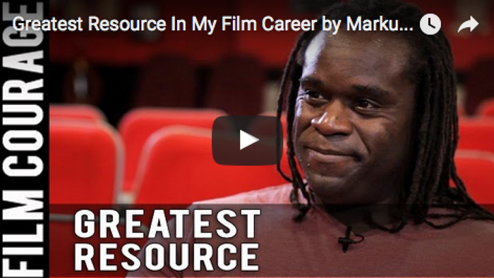 Greatest Resource In My Film Career by Markus Redmond_filmcourage_screenwriting_acting_entertainment_doogie_howser_md