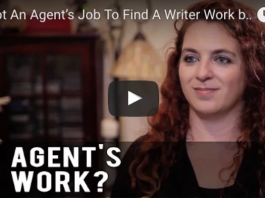 how to find a screenwriting agent