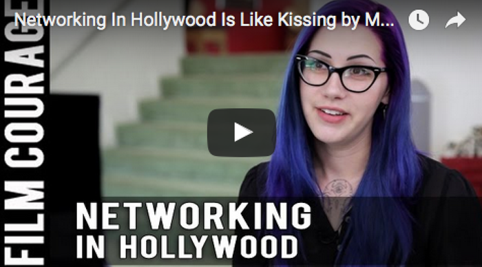 Networking_In_Hollywood_Is_Like_Kissing_Mallory_O_Meara_filmcourage_filmmakinh_events_socializing_in_los_angeles_yamasong