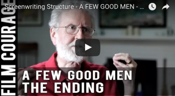 a few good men case analysis Our legal correspondent has taken his withering eye for contracts and malfeasance and applied it to the 1992 aaron sorkin anti-hazing classic, a few good men.