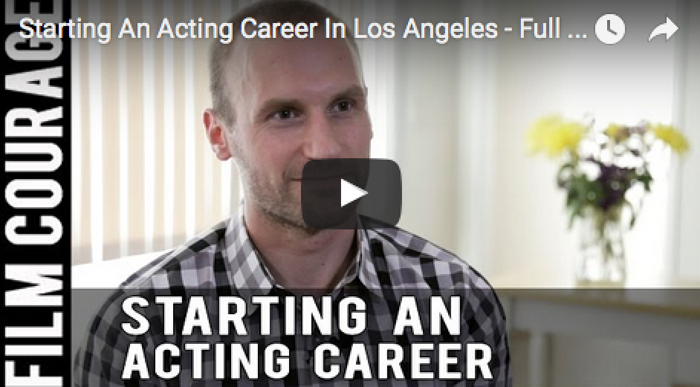 Starting_An_Acting_Career_In_Los_Angeles_Anthony_Fanelli_filmcourage_spare_change_movie_audition_casting