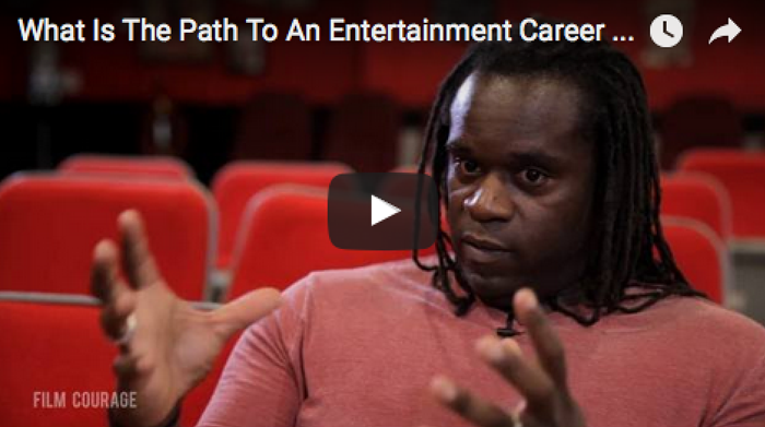 What Is The Path To An Entertainment Career by Markus Redmond_filmcourage