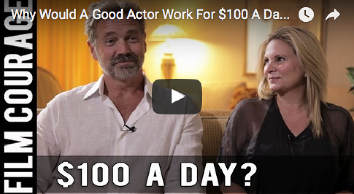 Why_Would_A_Good_Actor_Work_For_$100_A_Day_John_Schneider_Alicia_Allain_filmcourage_acting_biz_audition_hollywood