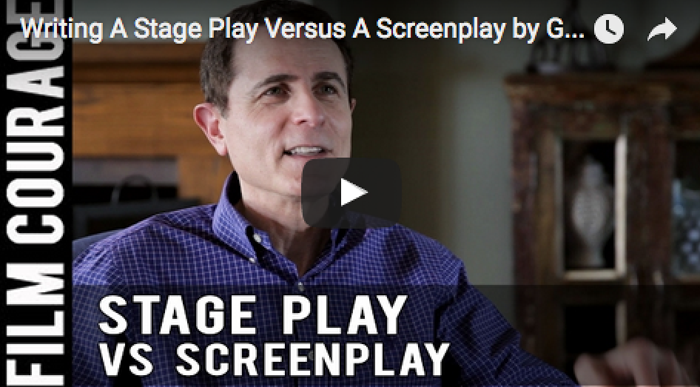 the meaning of stage versus film I do about 75% film and 25% theatre in my acting work finally, in theatre everything is stage left and stage right in film everything is camera left and camera right when i work on both types of project concurrently.