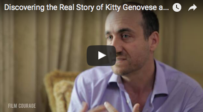 Discovering the Real Story of Kitty Genovese and 38 Witnesses - Full Interview with James Solomon_new_york_city