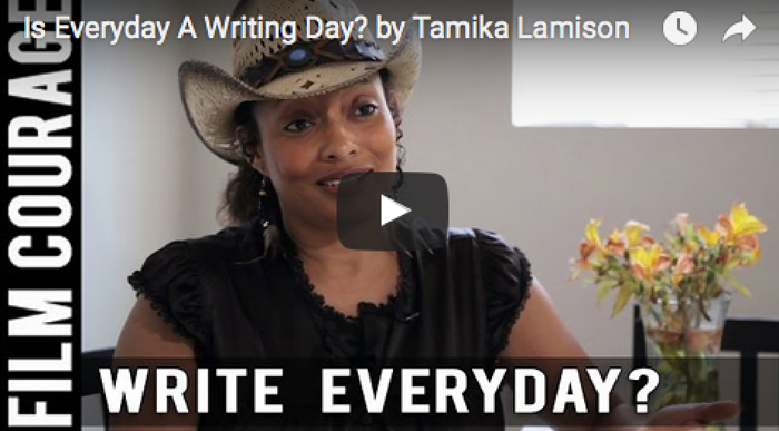 Is_Everyday_A_Writing_Day_Tamika_Lamison_filmcourage_women_writers_am_writing