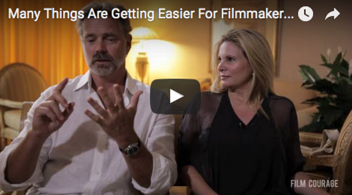 Many Things Are Getting Easier For Filmmakers But Not Distribution by John Schneider & Alicia Allain