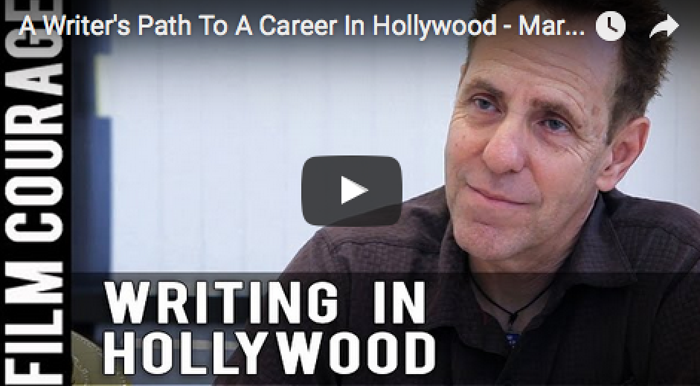 A_Writer's_Path_To_A_Career_In_Hollywood_Marc_Zicree_screenplay_space_command_movie_elaine_Zicree_screenwriting_tips
