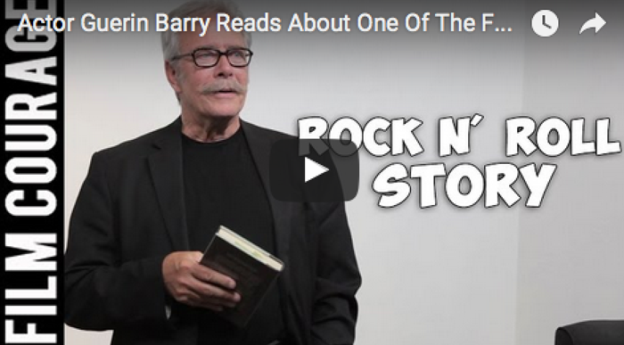 Actor_Guerin_Barry_Reads_About_One_Of_The_Founding_Fathers_Of_Rock_N_Roll_filmcourage_biography
