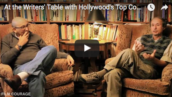 At_the_Writers_Table_with_Hollywood's_Top_Comedy_Writers_Jeffrey_Davis_Peter_Desberg_filmcourage_writing_author_script_booktube
