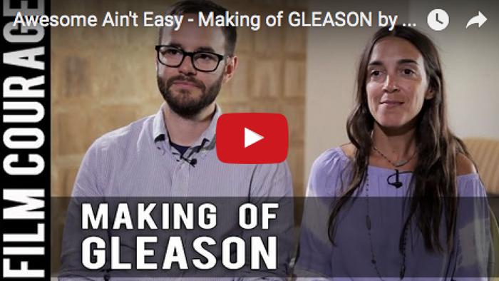 Awesome Ain't Easy - Making of GLEASON_Clay_Tweel_Michel Varisco_filmcourage_documentary_film_Movies