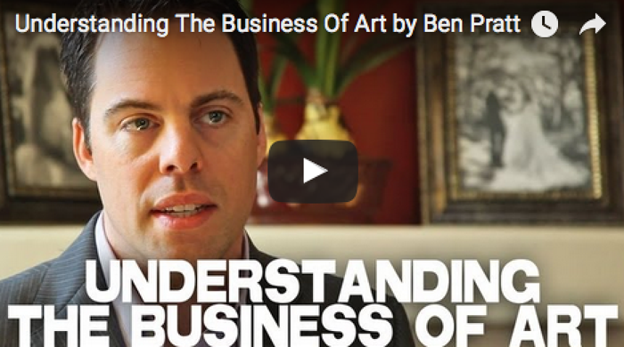 Understanding The Business Of Art by Ben Pratt_success_commerce_filmcourage