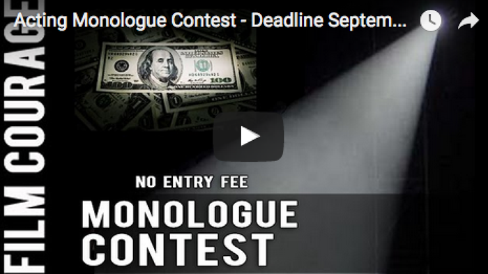 Acting_Monologue_Contest_filmcourage_actors_life_audition_los_angeles_hollywood
