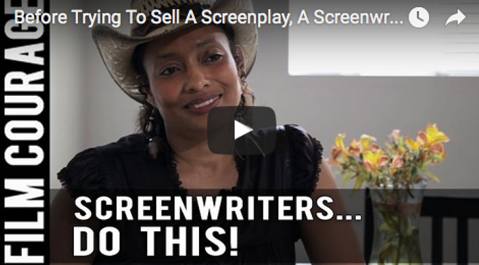 Before_Trying_To_Sell_A_Screenplay_A_Screenwriter_Should_Do_This_Tamika_Lamison_writing_filmcourage_women_writers_booktube
