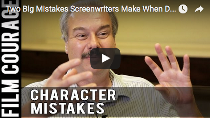 two-big-mistakes-screenwriters-make-when-developing-characters-by-william-c-martell_story_expo_filmcourage_writing_script_screenplay_am_writing_booktube