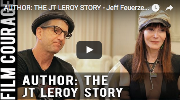 author_the_jt_leroy_story_jeff_feuerzeig_laura_albert_full_interview_filmcourage_writing_script_screenplay_author_women_in_film