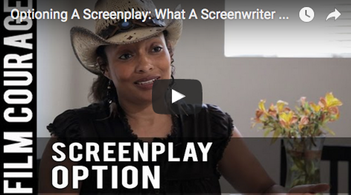 Optioning_A_Screenplay_What_A_Screenwriter_Should_Probably_Know_Tamika_Lamison_filmcourage_writing_am_writing_booktube_women_in_film