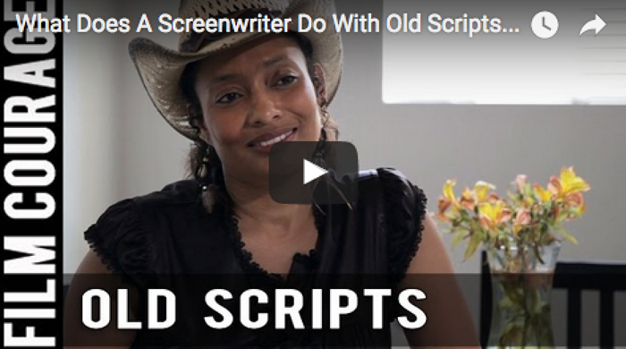 what-does-a-screenwriter-do-with-old-scripts-by-tamika-lamison_filmcourage_writing_screenwriter_script_screenplay_women_writers_women_in_film