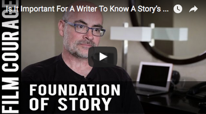 is_it_important_for_a_writer_to_know_a_storys_theme_before_writing_karl_iglesias_filmcourage_screenwriting_script