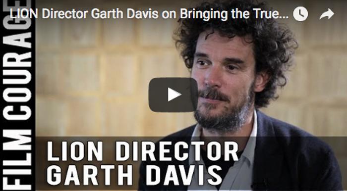 Lion Movie Director Garth Davis On Bringing The True Story Of Saroo