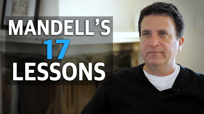 Corey Mandell's Top 17 Screenwriting Lessons