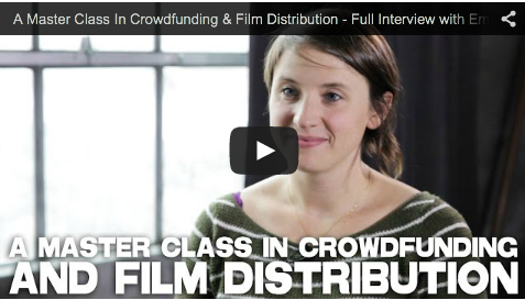 A Master Class In Crowdfunding & Film Distribution_Full Interview with Emily Best_SEED_SPARK_CEO_filmcourage_crowdfunder_women_in_film_independent_filmmaking_tips