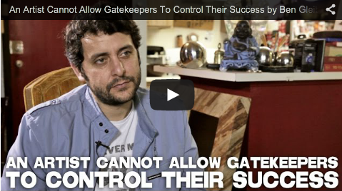 An Artist Cannot Allow Gatekeepers To Control Their Success by Ben Gleib_filmcourage_Cinadopes_Webseries_Idiot_Test_Game_Show_Comedy