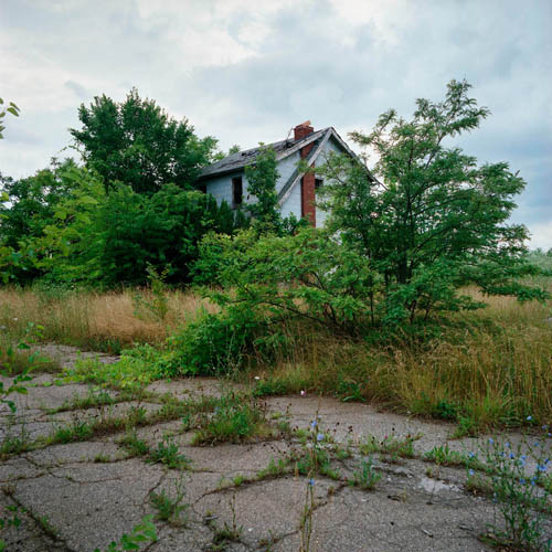 Suburban Desolation: Filming A Post-Apocalyptic Thriller