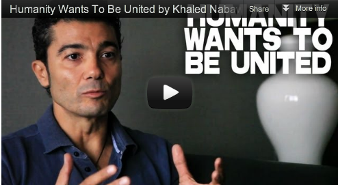 Humanity Wants To Be United by Khaled Nabawy_Film_Courage