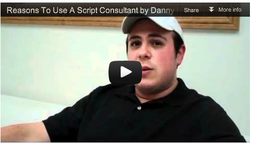 Reasons To Use A Script Consultant by Danny Manus_Film_Courage