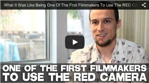What It Was Like Being One Of The First Filmmakers To Use The RED Camera by Mike Hedge_filmcourage_dslr_35mm_scarlett_photo_films