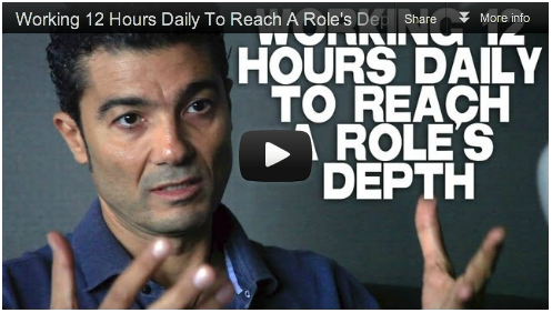 Working 12 Hours Daily To Reach A Role's Depth by Khaled Nabawy_The_Citizen_Movie_Film_Courage
