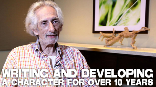 Writing And Developing_SMALL_A Character For Over 10 Years by Larry Hankin_filmcourage__Emmet_comedian_comedy_acting_screenwriting_advice_tips