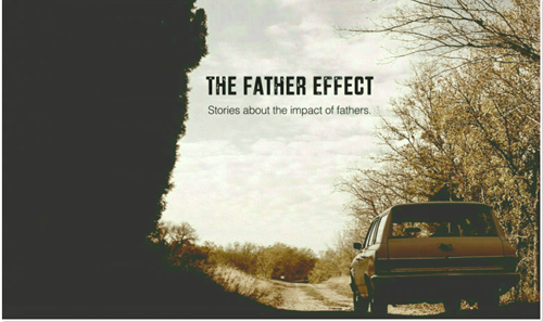 Absentee fathers effect on sex