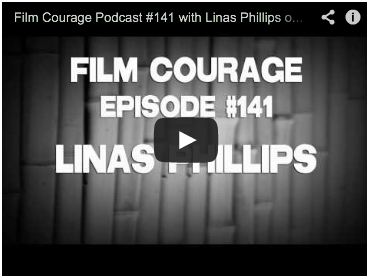 Film Courage Podcast #141 with Linas Phillips of Bass Ackwards and Walking to Werner Radio Show