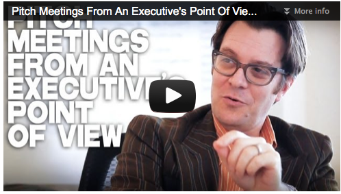 Pitch Meetings From An Executive's Point Of View by Jack Perez Film Courage