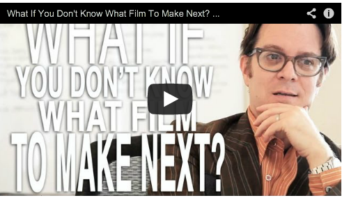 What If You Don't Know What Film To Make Next? by Jack Perez Cinefix Trailer Hitch