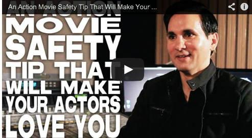 An Action Movie Safety Tip That Will Make Your Actors Love You by Amar Sidhu The Black Russian Aakhari Decision Indian Cinema Hot Male Actor Film Courage