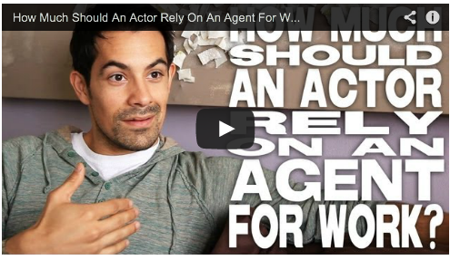 how-much-should-an-actor-rely-on-an-agent-for-work-by-ace-marrero-hot-male-acting-film-courage