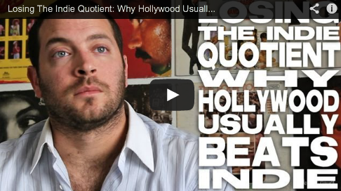 Losing The Indie Quotient- Why Hollywood Usually Beats Indie by Daniel Sol Theo Dumont Hollyshorts Film Festival Film Courage