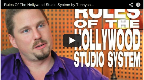 Rules Of The Hollywood Studio System by Tennyson Stead Filmmaker Producer Starmind Film Courage