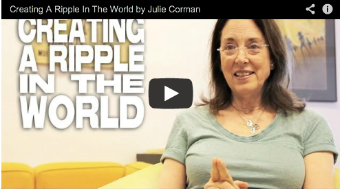 Creating A Ripple In The World by Julie Corman Boxcar Bertha Corman's World Film Courage Female Producer