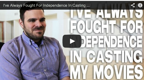I've Always Fought For Independence In Casting My Movies by Kyle Patrick Alvarez Easier With Practice Independent Spirit Award Winner Film Courage COG