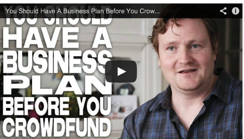 You Should Have A Business Plan Before You Crowdfund by Michael LaPointe Documentary Filmmaker Film Courage Independent