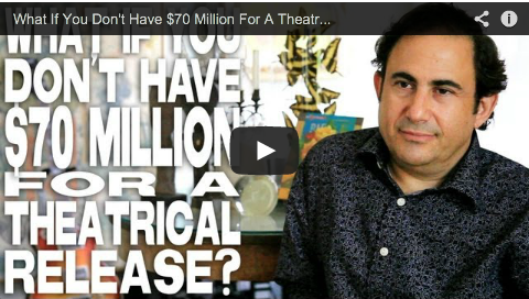What If You Don't Have $70 Million For A Theatrical Release? by Jon Reiss PMD Film Courage Think Outside The Box Office