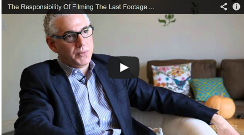 The Responsibility Of Filming The Last Footage Of Someone's Life by Robert May_Filmcourage_KIds_for_Cash_Judicial_Scandal