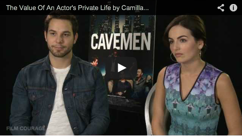 The_Value_Of_An_Actor's_Private_Life_Camilla_Belle_Skylar Astin_Cavemen_Movie_Filmcourage_Romantic_Comedy