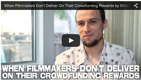 When Filmmakers Don't Deliver On Their Crowdfunding Rewards by Mike Hedge_filmcourage_indie_filmmaking_advice_tips_as_the_dust_settles_burning_man