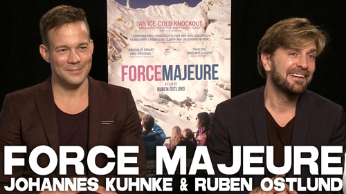 FORCE_MAJEURE_Ruben Östlund_Johannes Bah Kuhnke_filmcourage_Canne_2014_Winner_Academy_Pick