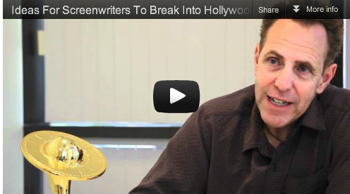 Ideas For Screenwriters To Break Into Hollywood by Marc Scott Zicree_Film_Courage